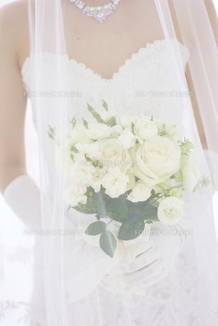 花嫁のブーケの素材 [FYI01034007]