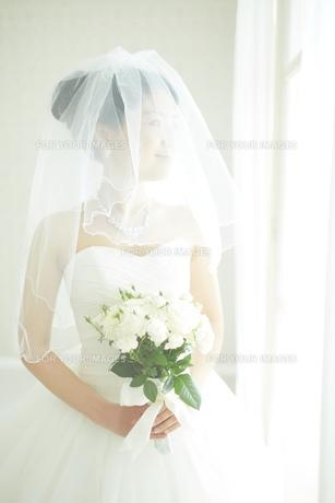 幸せな新郎新婦の素材 [FYI01034009]
