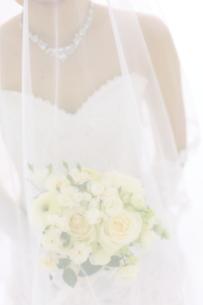 花嫁のブーケの素材 [FYI01034030]