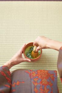 茶道とお茶のイメージの素材 [FYI01034279]