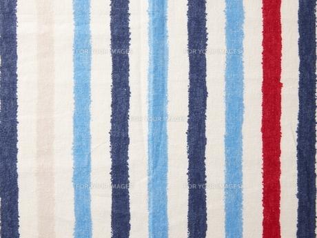カラフルなストライプの布の素材 [FYI01034305]