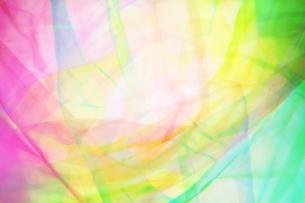 カラフルな薄布の素材 [FYI01038774]