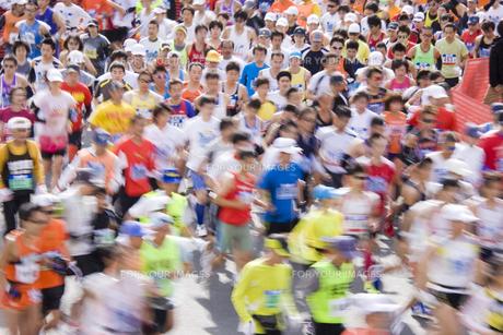 マラソンの素材 [FYI01038818]