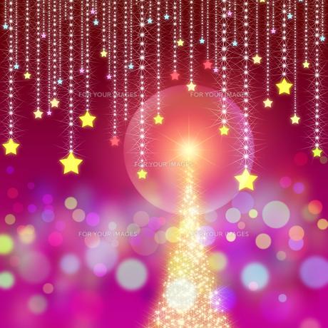 星と光の素材 [FYI01038859]