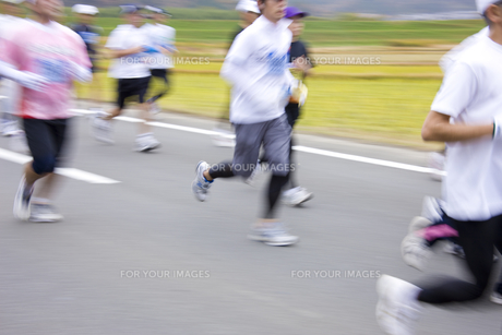 マラソンの素材 [FYI01038934]