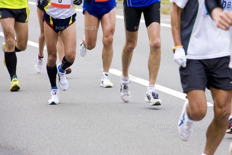 マラソンの素材 [FYI01038942]