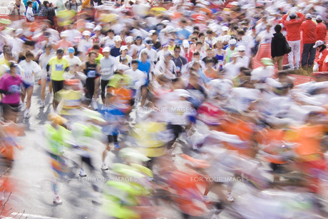 マラソンの素材 [FYI01038953]