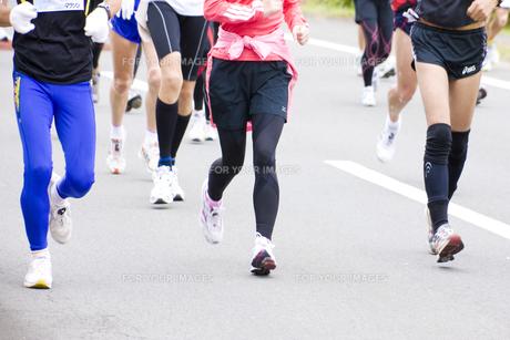 マラソンの素材 [FYI01038962]