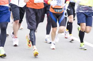 マラソンの素材 [FYI01038996]