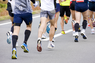 マラソンの素材 [FYI01039003]