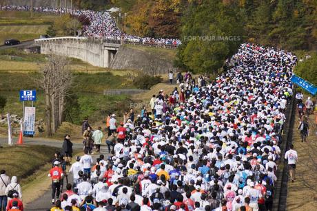 マラソンの素材 [FYI01039038]