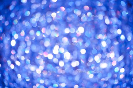 ブルーの光が綺麗なバックの素材 [FYI01039089]
