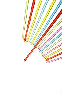 集中する矢印の素材 [FYI01042693]