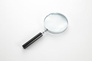 虫眼鏡の素材 [FYI01043204]