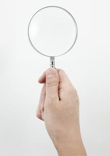 虫眼鏡の素材 [FYI01043315]