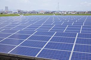 太陽光発電所の素材 [FYI01043595]