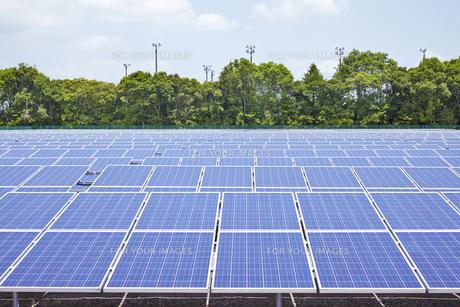 太陽光発電所の素材 [FYI01043830]