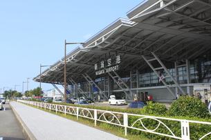 新潟空港の素材 [FYI01046469]
