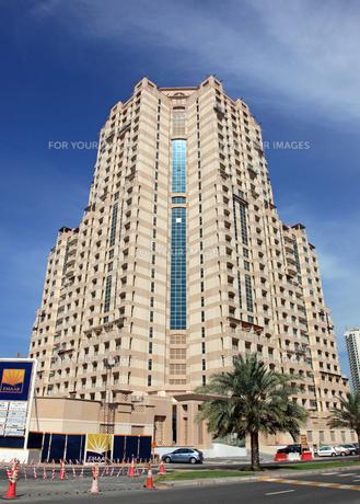 ドバイの超高層ビル(Mosela Waterside Residence)の素材 [FYI01051247]