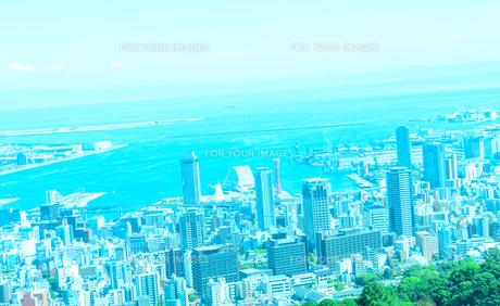 神戸旅イメージの写真素材 [FYI01052316]