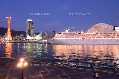 神戸旅イメージの写真素材 [FYI01052320]