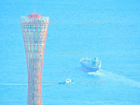 神戸旅イメージの写真素材 [FYI01052331]