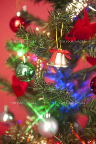 クリスマスツリーの素材 [FYI01058030]