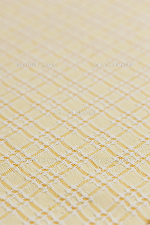 チェック柄の布の素材 [FYI01058180]