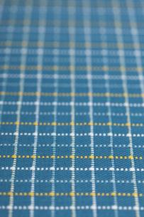 チェック柄の布の素材 [FYI01058197]