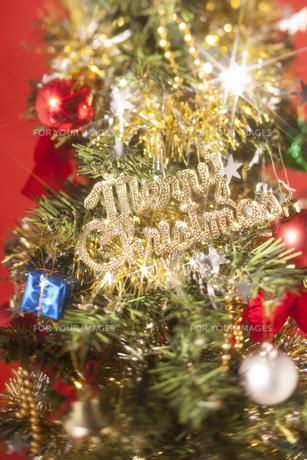 クリスマスツリーの素材 [FYI01059263]