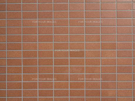 タイルの壁の素材 [FYI01059485]
