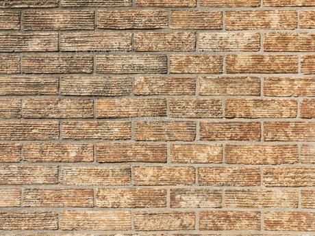 タイルの壁の素材 [FYI01059636]