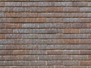 タイルの壁の素材 [FYI01059894]