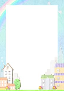 おしゃれな街の素材 [FYI01060002]