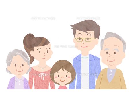 家族の素材 [FYI01060012]