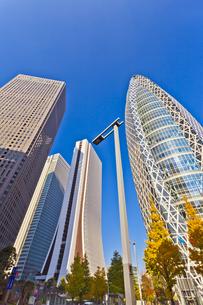 新宿高層ビル群の素材 [FYI01060761]