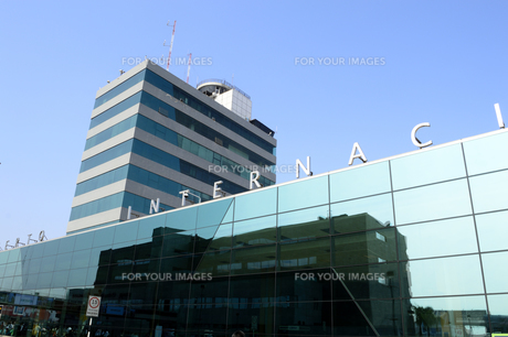 リマ国際空港の建物の素材 [FYI01062669]