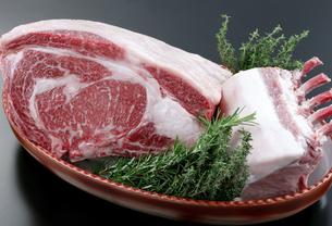 牛肉と豚肉の香草盛りの素材 [FYI01065114]