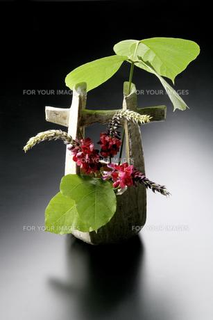 くずの花の素材 [FYI01065488]