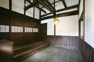 古民家住宅の素材 [FYI01065580]