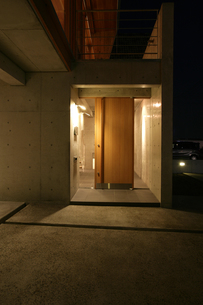住宅玄関の素材 [FYI01066260]