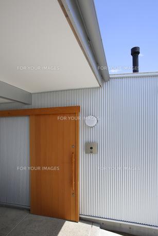 住宅外観の素材 [FYI01066381]