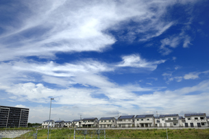 太陽光発電の住宅の素材 [FYI01071189]