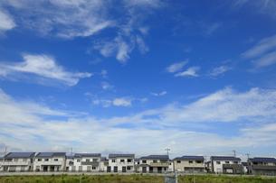 太陽光発電の住宅の素材 [FYI01071320]