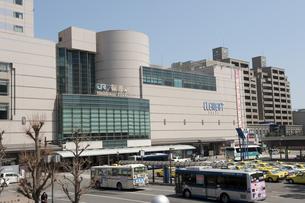 JR徳島駅の素材 [FYI01074922]