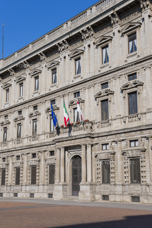 ミラノ市庁舎の素材 [FYI01080291]