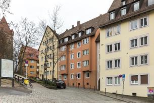 ニュルンベルクの家並みの素材 [FYI01080772]