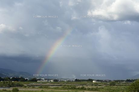 虹の素材 [FYI01082645]