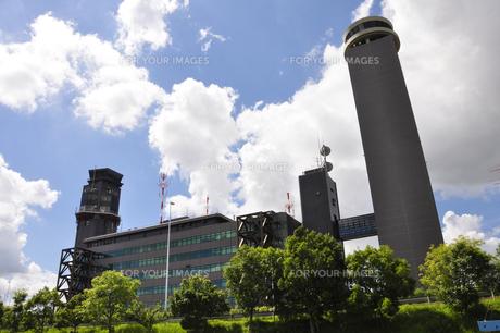 成田国際空港警察署の素材 [FYI01084633]