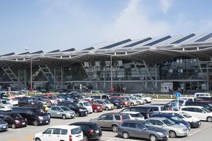 新潟空港の素材 [FYI01085383]